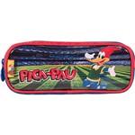 Estojo Duplo Pica Pau Soccer Time - Xeryus