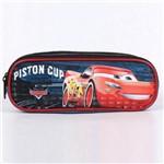 Estojo Escolar Dermiwil Carros Piston Cup 2 Divisórias - 51810