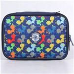 Estojo Escolar Dermiwil Mickey Colors Azul Marinho - 51932