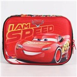 Estojo Escolar Dermiwil Soft Carros I Am Speed Luxo - 51828