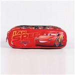 Estojo Escolar Dermiwil Soft Carros I Am Speed Três Divisórias - 51827