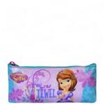Estojo Escolar Simples Disney Princesinha Sofia 11195