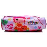 Estojo Escolar Simples Infantil Boneca Lalaloopsy Candy Pop - Xeryus