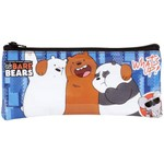 Estojo Escolar We Bare Bears Dermiwil 49136
