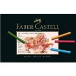 Estojo Giz Pastel Seco Polychromos Faber Castell - 60 Cores