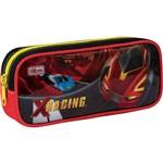 Estojo Grande X-racing - Tilibra