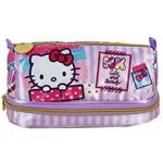 Estojo Infantil Duplo Hello Kitty Ref: 7885 - Xeryus
