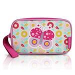 Estojo Pequeninos Microfibra Pink - Jacki Design - Jacki Design - Jacki Design