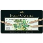 Estojo Profissional 12 Cores Pitt Patel Pencils Faber-castell