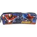 Estojo Simples Pvc Avengers Armored - 7496 - Artigo Escolar