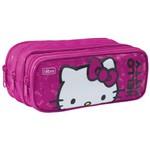 Estojo Tilibra Hello Kitty Triplo G 148822