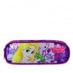 Estojo Triplo Disney Princesa Rapunzel