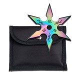 Estrela de Arremesso Dragão Rainbow Master Cutlery