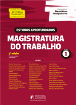 Estudos Aprofundados - Magistratura do Trabalho - V.1 (2017)