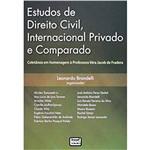 Estudos de Direito Civil, Internacional Privado e Comparado