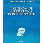 Estudos de Literatura Portuguesa - Ii