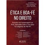 Ética e Boa-fé no Direito (2017)