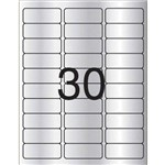 Etiqueta Carta 1580 Met 05 Fls 25,4 X 66,7 Mm Pimaco Ct.c/150