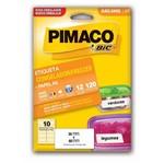 Etiqueta Congelador/Freezer A5 Q3465 34x65 120un Pimaco