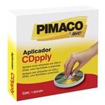 Etiqueta Jato para CD Aplicador + Kit Pimaco