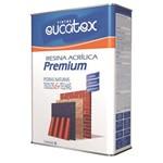 Eucatex Resina Acrílica Brilho Incolor 5 Litros