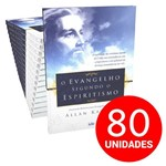 Evangelho Segundo o Espiritismo, o [caixa 80 Un. - IDE Econômico]
