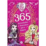 Ever After High: 365 Atividdes e Desenhos para Colorir