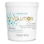 Evolution Máscara Anti Desbotamento For Beauty 1Kg