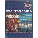 Exaltasamba: Pagode do Exalta + Ilha da Magia 2 Dvds