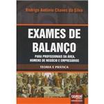 Exames de Balanço: para Profissionais da Área, Homens de Negócio e Empresários - Teoria e Prática