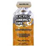Exceed Energy Gel Caixa com 1o Uni- Vanilla