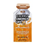 Exceed Energy Salted Gel 30g- Caramel