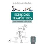 Exercicios Terapeuticos - Manole