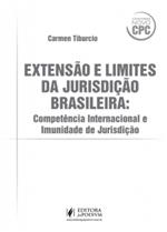 Extensão e Limites da Jurisdição Brasileira: Competência Internacional e Imunidade de Jurisdição (2016)