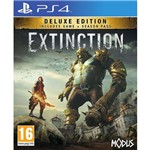 Extinction Deluxe Edition - Ps4