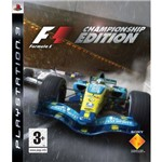 F1 Championship Edition - Ps3