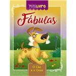 Fábulas o Cão e o Osso - Coleção Minilivros