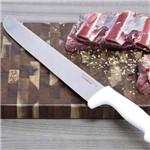 Faca Churrasco Açougueiro Cozinha Carne Aço Inoxidável 12