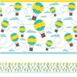 Faixa Adesiva Infantil Balão 5mx10cm