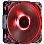 Fan FURY F5 12cm Vermelho F5120LDVM PCYES