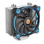 Fan Tt Riing Silent 12 Blue Air Cooler 1400rpm Led Cl-p022-al12bu-a