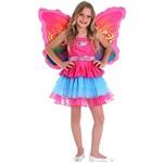 Fantasia Barbie Segredo das Fadas Luxo Tam. P - Sulamericana