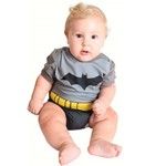 Fantasia Batman Bebê(baby) Verão Sulamericanas
