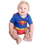 Fantasia Body Superman Baby G 9 Meses