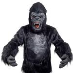 Fantasia Gorila Adulto - Halloween G