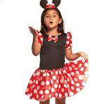 Fantasia Infantil Ratinha Vermelha - Tamanho P