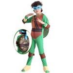 Fantasia Leonardo Tartarugas Ninjas P