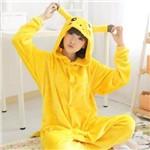 Fantasia Pijama Pokemon Pikachu Cosplay Picachu