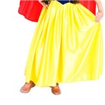 Fantasia Princesa Rubi - Dupla Face P