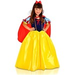 Fantasia Princesa Rubi Luxo - Sulamericana